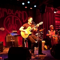 Birdland gig with Cafe & Paul Meyers